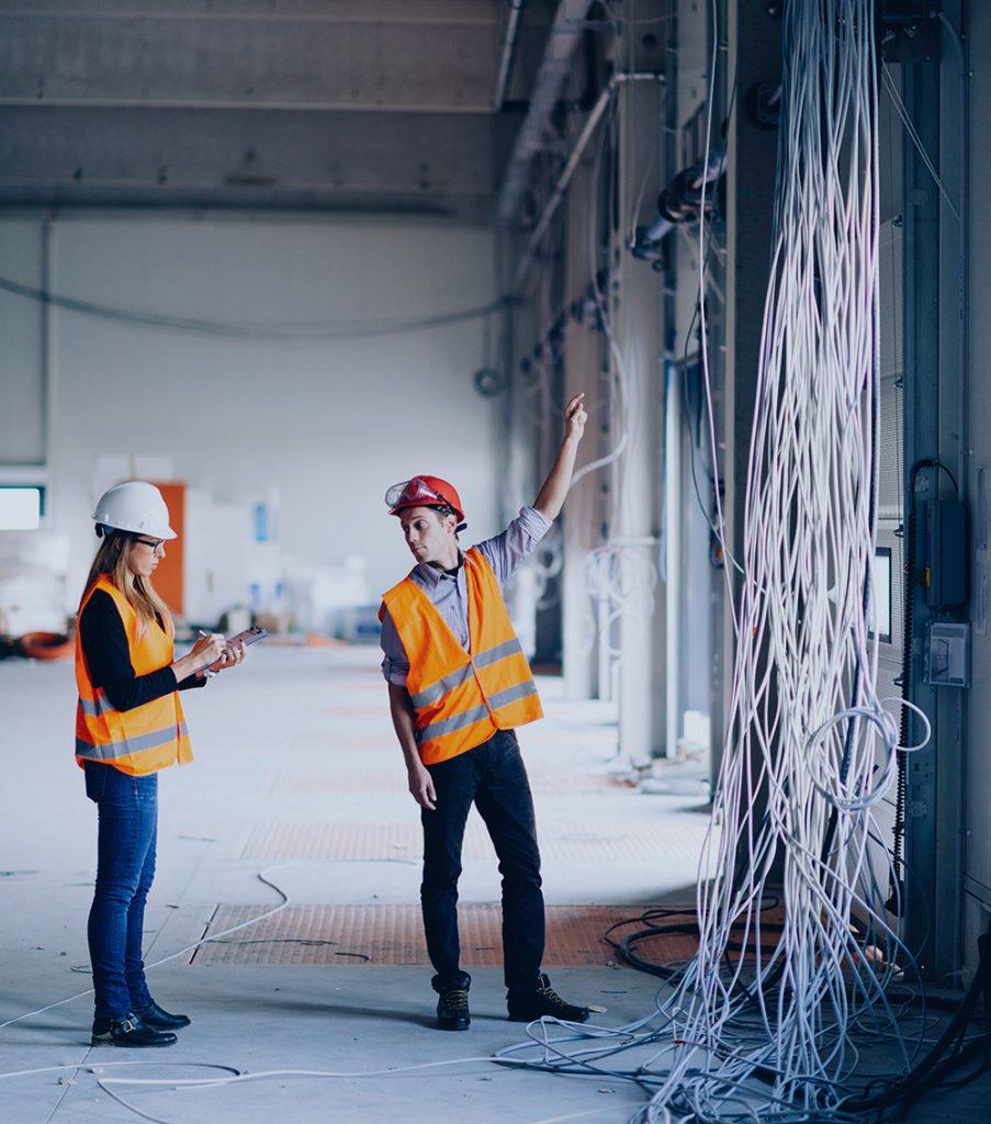 expertise secteur electrique